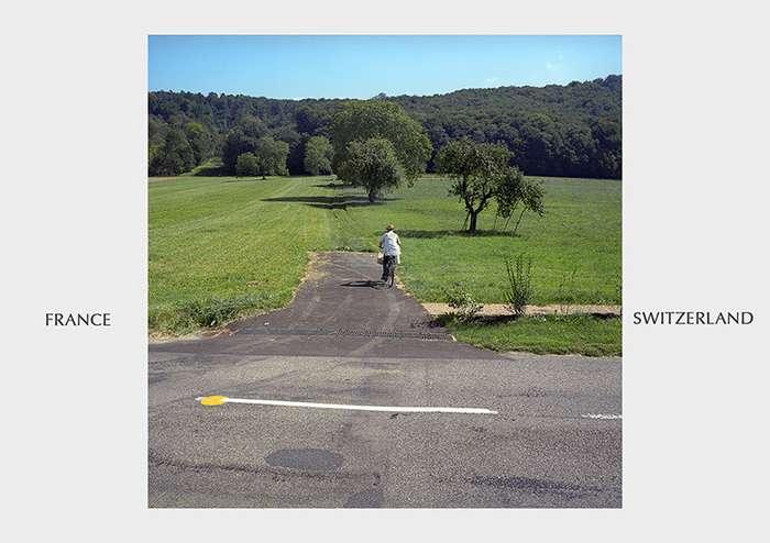 Как выглядят мирные границы между европейскими странами-36 фото-