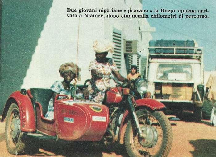 Как на Западе создавали имидж надежности советской мототехники-15 фото-
