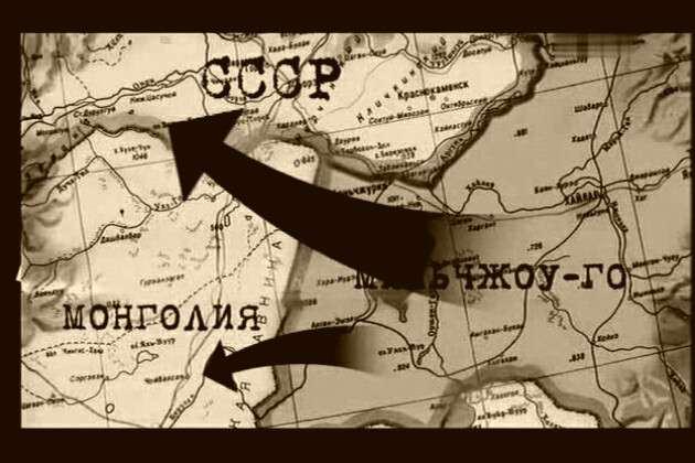 Подвиг Михаила Ююкина: Огненный таран у реки Халхин-Гол-3 фото-