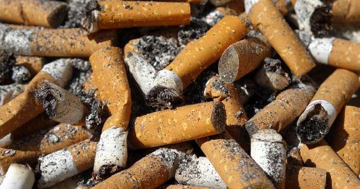 -Угости сигареткой… денег нет--1 фото-