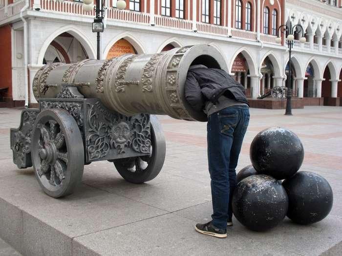 Русская артиллерия -конец XV - первая половина XVII вв.--37 фото + 6 видео-
