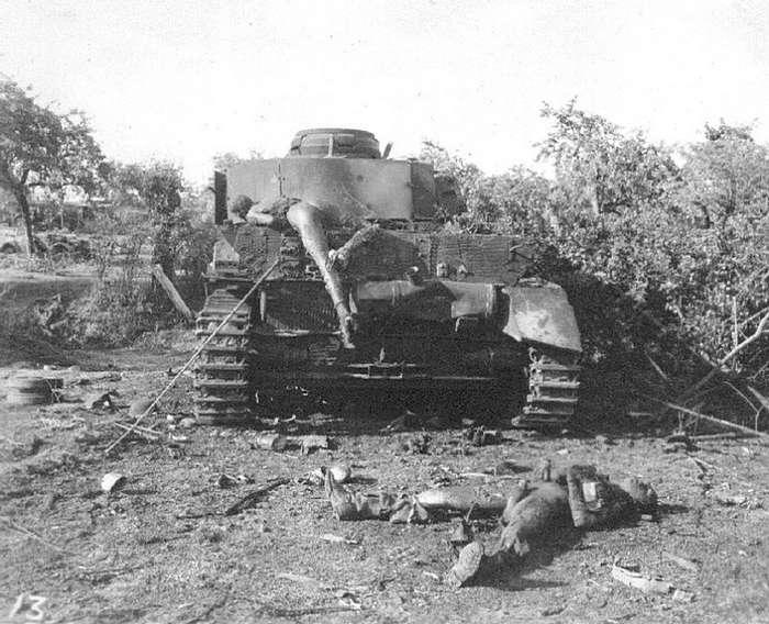 Танковое противостояние СССР и Третьего Рейха. -Продолжение--58 фото-