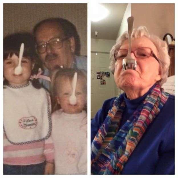 19 очаровательных бабушек и дедушек, не стареющих душой-17 фото-