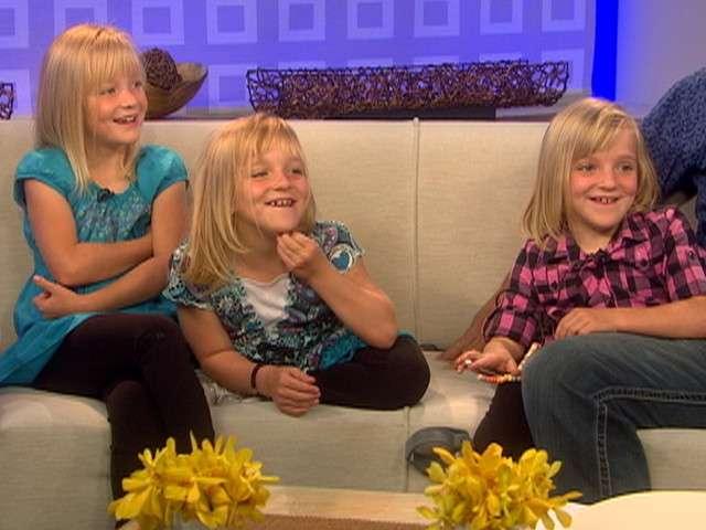 От этих тройняшек отказались родители. вот, что случилось с ними 14 лет спустя-14 фото-