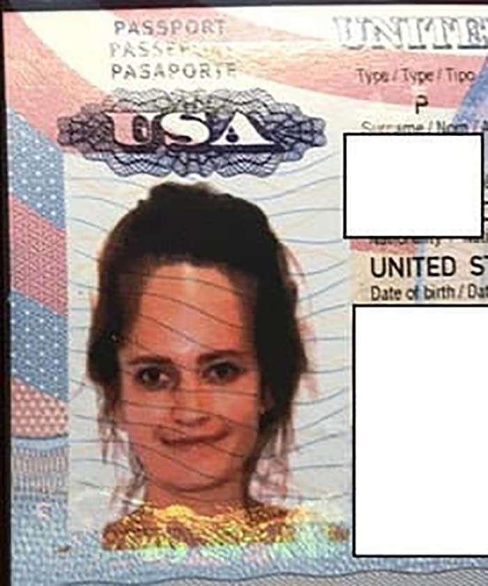 Паспорт с такой фотографией — это худший кошмар для каждого человека-7 фото-