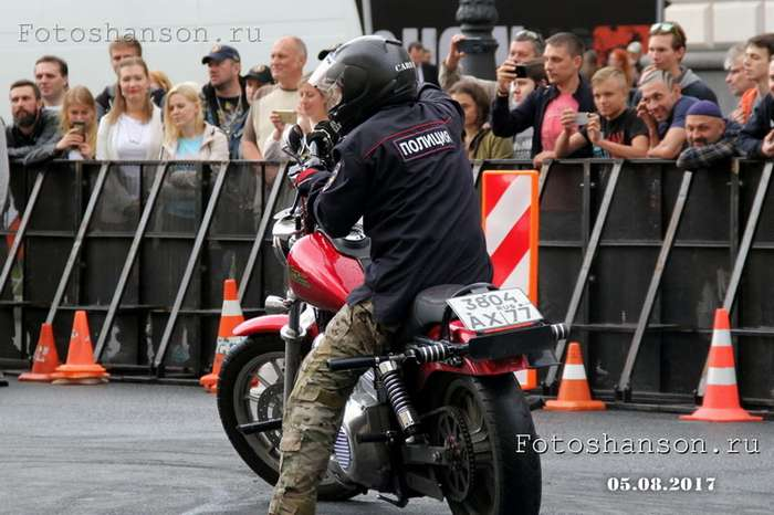 St. Petersburg Harley Days 2017-140 фото-
