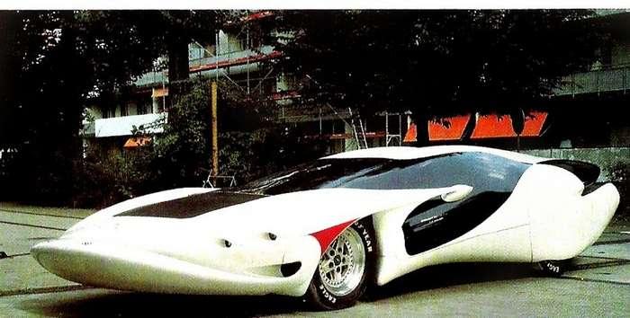 10 сумасшедших автомобилей от великого Луиджи Колани-10 фото-