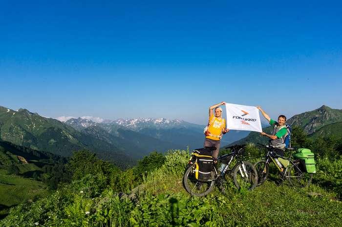 Абхазская велоавантюра-32 фото-