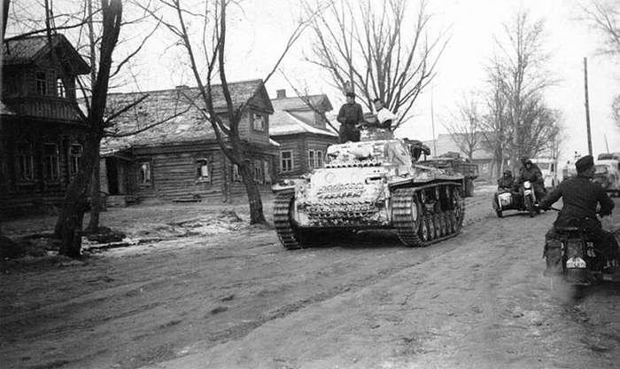 Танковое противостояние СССР и Третьего Рейха-51 фото-