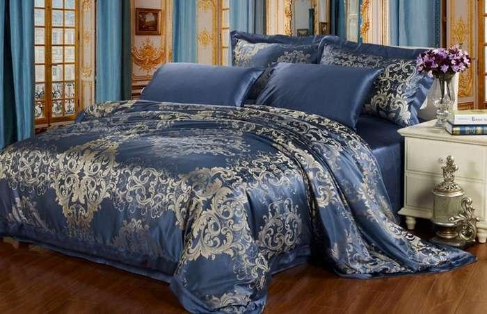 10 мифов о шелковом постельном белье-10 фото-