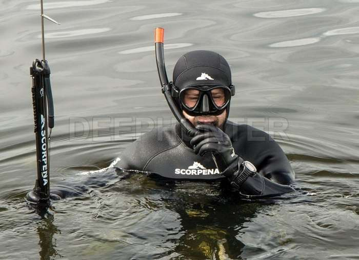 Особенности подводной охоты-8 фото-