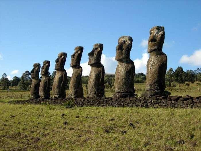 Как исчезают цивилизации-4 фото-