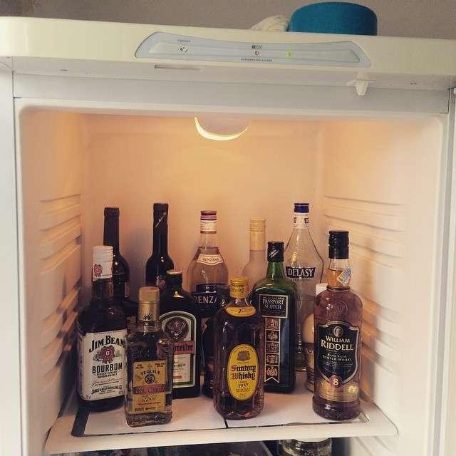 Вот что бывает, если оставить мужика наедине с холодильником всего на недельку-28 фото-