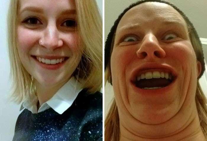 До и после: вот что гримаса животворящая делает!-26 фото-