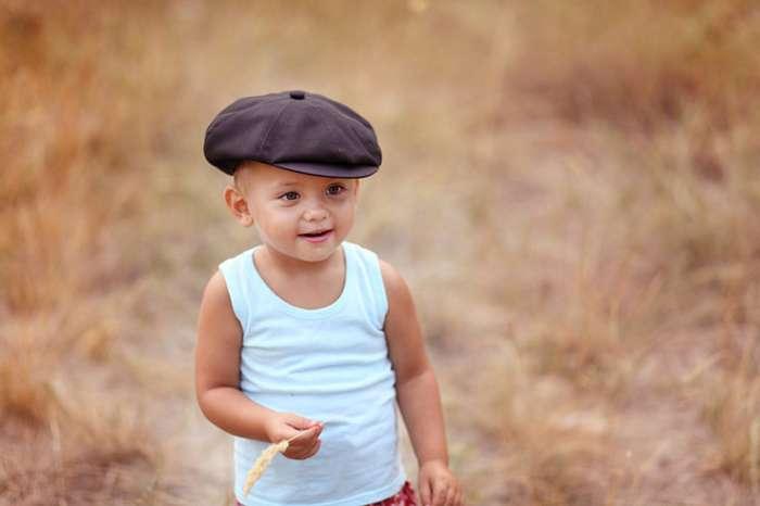История деревенского мальчика из раннего детства. Много букв!-1 фото-