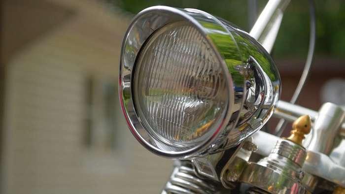 Honda Fury Custom-7 фото-