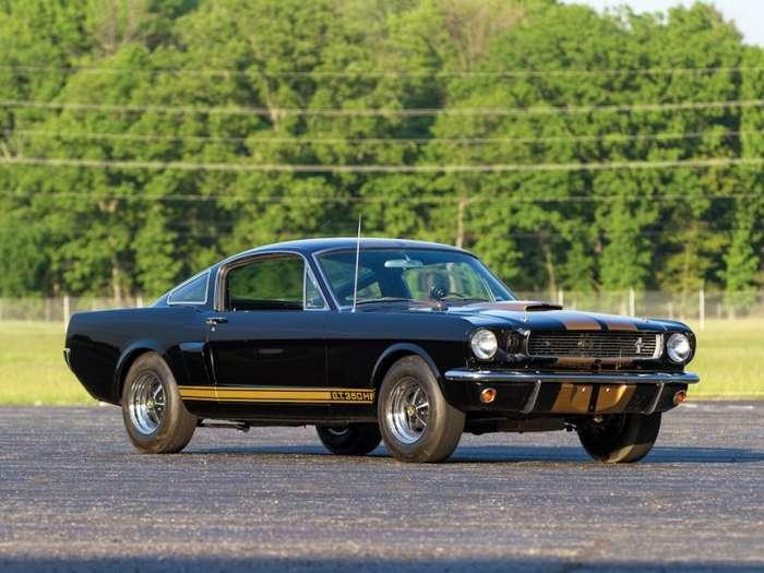 Удовольствие в аренду. Shelby Mustang для прокатной конторы Hertz-20 фото + 2 видео-