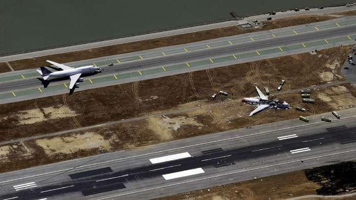 Удивительные истории спасений в авиакатастрофах-25 фото-