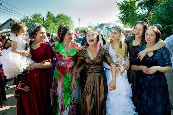 Ужасы цыганской свадьбы-3 фото-