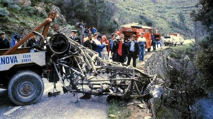 Как итальянцы покоряли ралийный Олимп-16 фото-