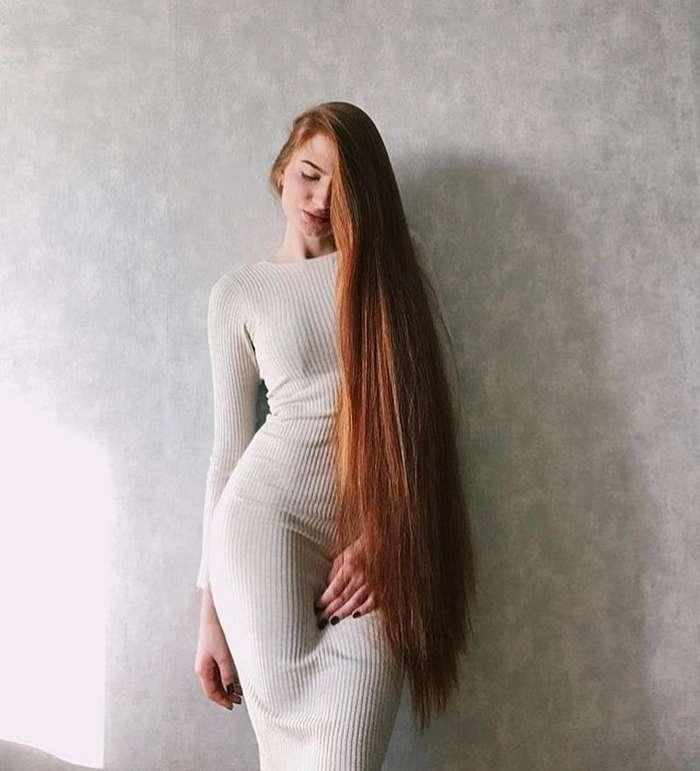 Все побрила, распустила, снова кругом волоса-26 фото-
