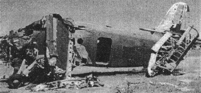 АН-2 -Кукурузник- на войне-8 фото-