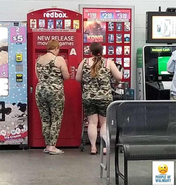 Американские фрики из супермаркетов-35 фото-