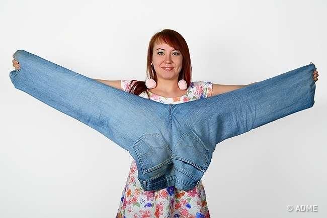 Как выбрать джинсы, незаходя впримерочную