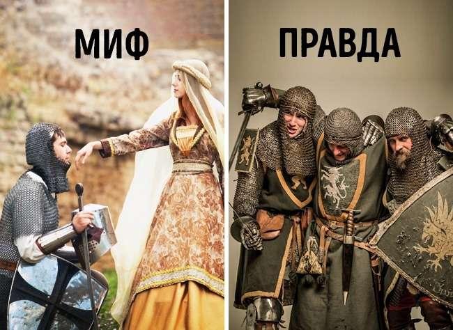 12мифов оСредневековье, вкоторые давно пора перестать верить