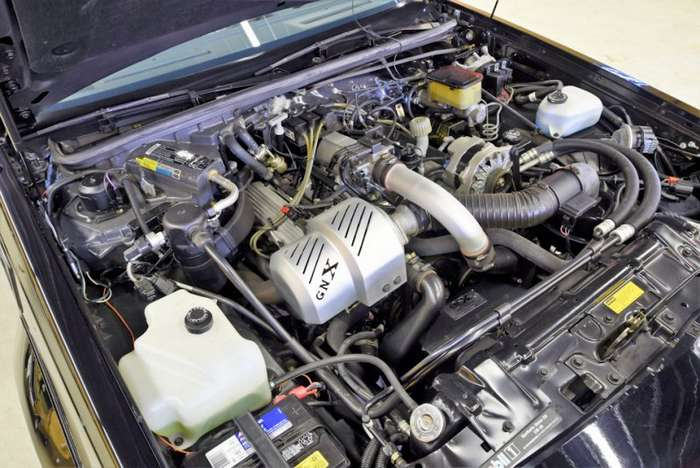 """""""Ваш автомобиль подан, Лорд Вейдер!"""": очень темная история Buick GNX-19 фото-"""