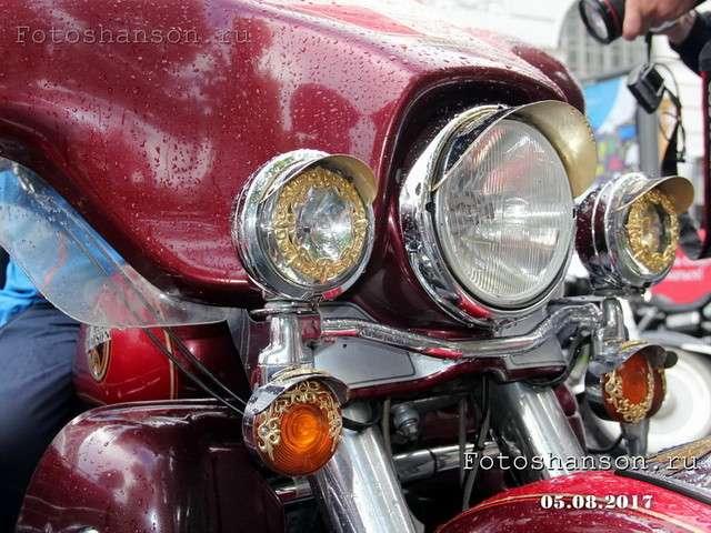 Harley-Davidson Ultra Classic Electro Glide из Питера-20 фото-