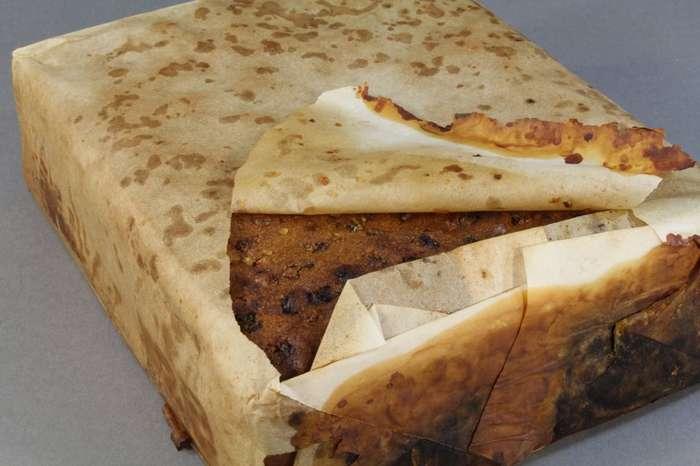 В Антарктиде нашли ароматный фруктовый пирог возрастом 106 лет-3 фото-