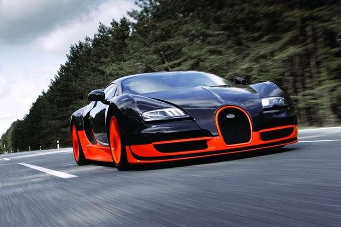 Владельцу Bugatti насчитали рекордную сумму транспортного налога-3 фото-