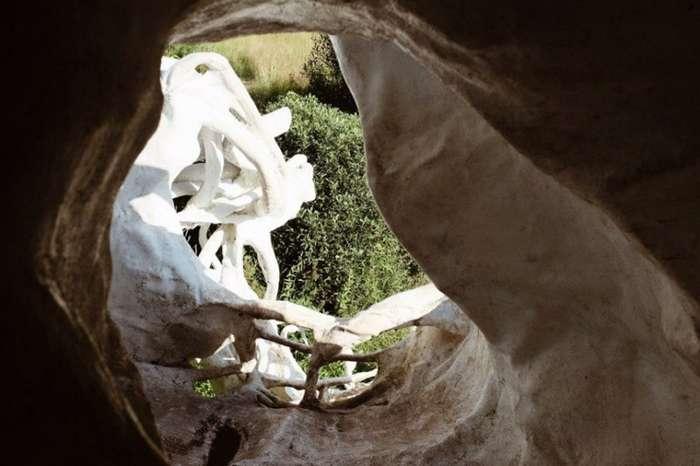 Идея субботней поездки: арт-парк Никола-Ленивец-31 фото-