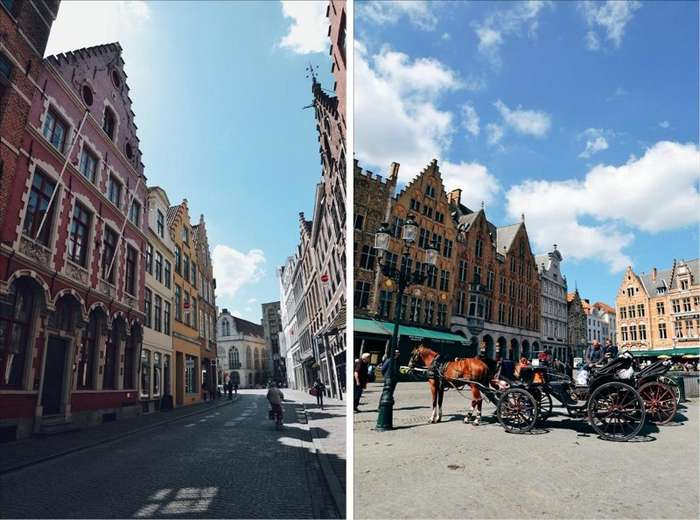 Брюгге. Тихая альтернатива Брюсселю-20 фото-