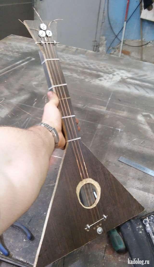 Приколы про балалайки (45 фото)