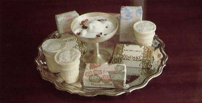 Советское мороженое, как это было-29 фото-