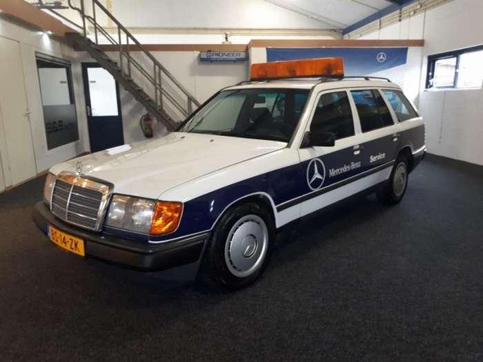 Mercedes-Benz W124 с пробегом 2 миллиона километров-9 фото-