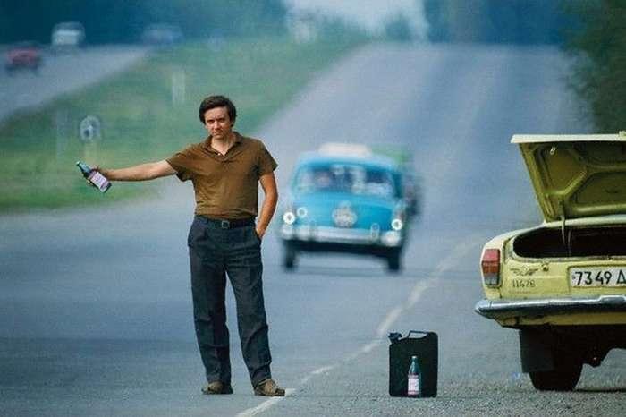 Большое путешествие по СССР. Часть III-8 фото-