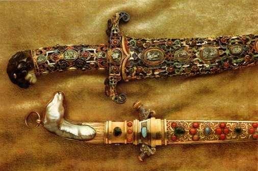 Русское художественное оружие-40 фото-