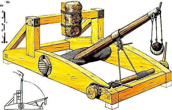Античная артиллерия-14 фото-