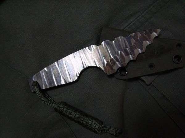Самые необычные ножи в мире!-12 фото + 1 видео-