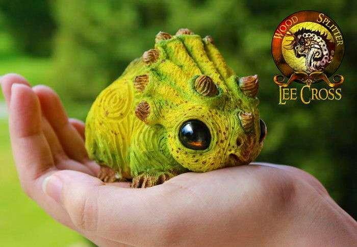 Девушка создает невероятные игрушки ручной работы-20 фото-