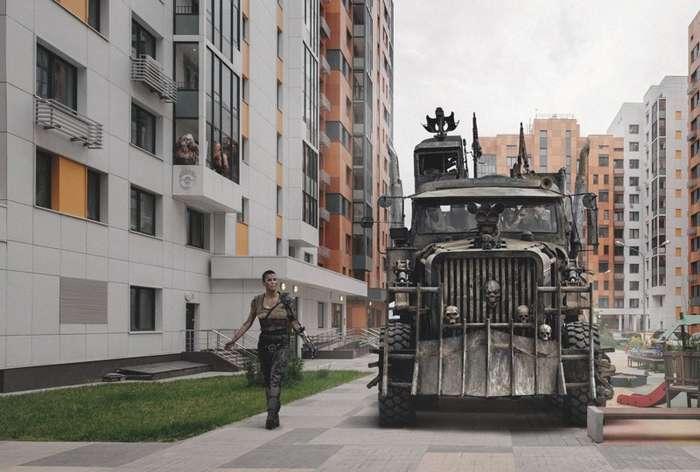 25 фото о том, что было бы, если бы знаменитые фильмы сняли в России-25 фото-