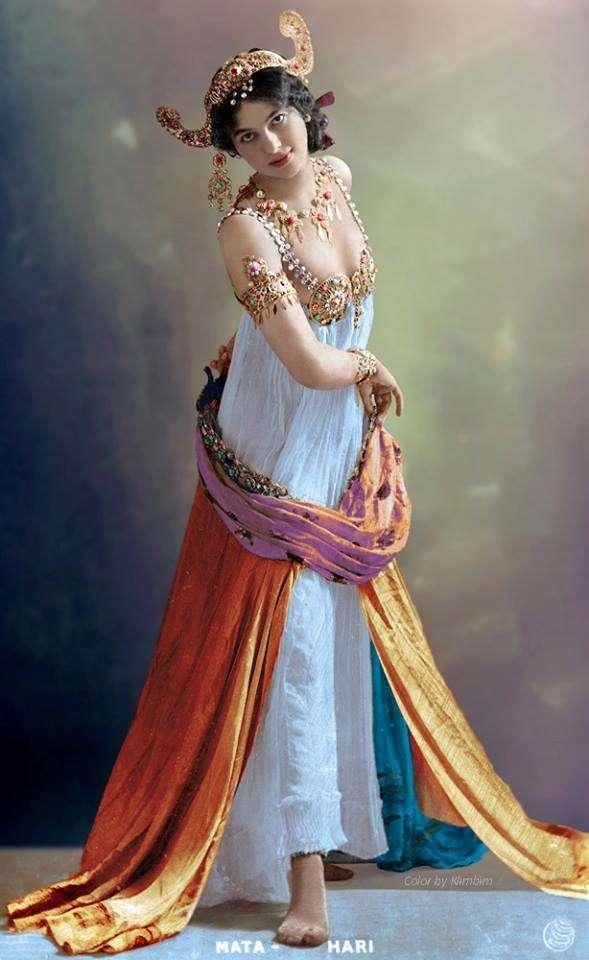 Фотографии XIX-XX веков в цвете. Часть 2-50 фото-