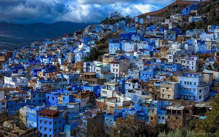 Топ-10 самых необычных городов в мире-10 фото-