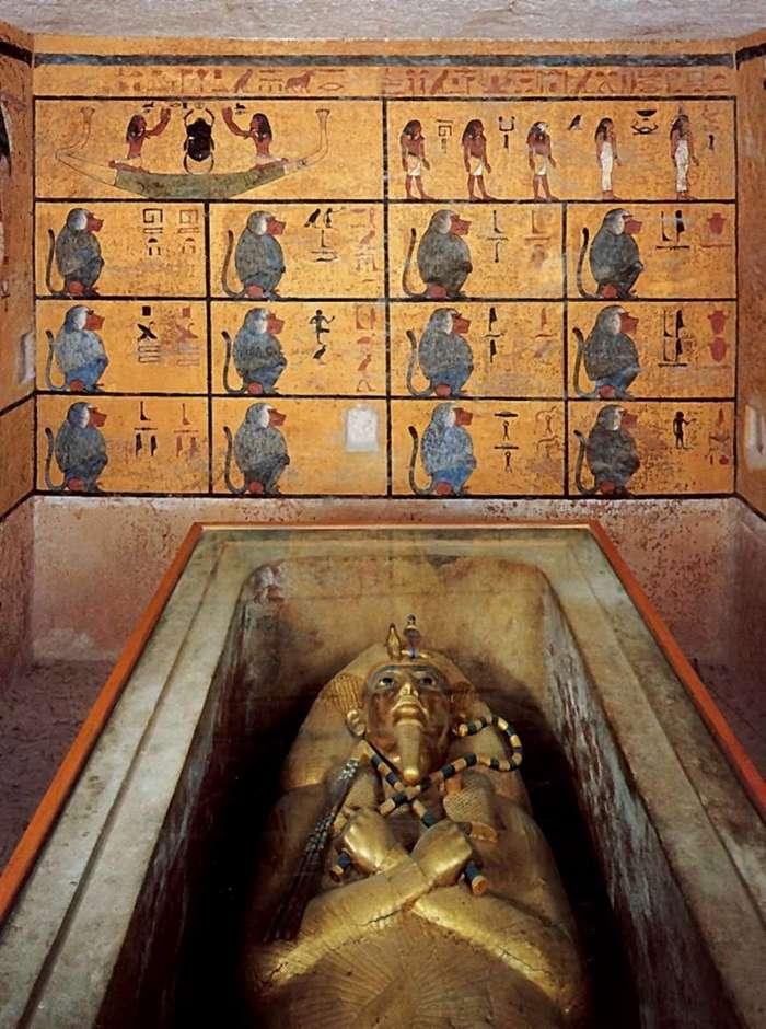 Интересные факты о Египетских Пирамидах-11 фото-