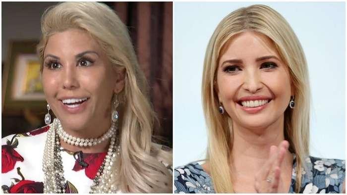 Женщина сделала 13 операций за год, чтобы стать похожей на Иванку Трамп-8 фото-