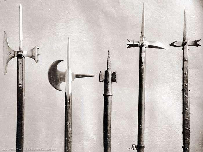 Трансформация топора: от истоков до средневековья-25 фото-