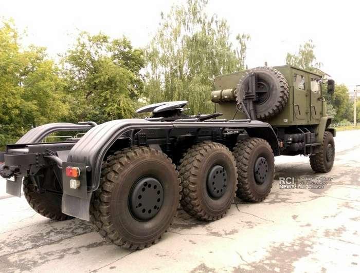 Новый танковоз-2 фото-